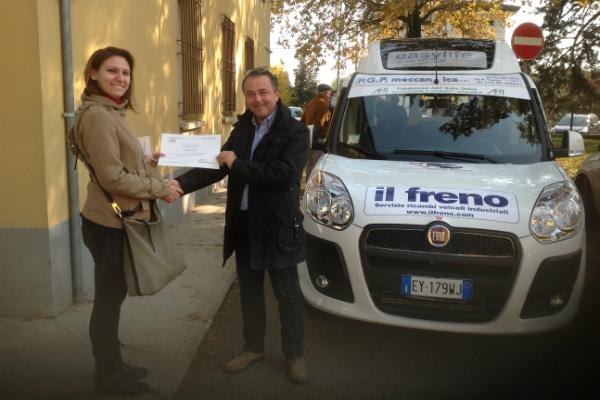 Adesione al progetto Mobilità Gratuita - IFG - il freno - Ricambi Veicoli Industriali