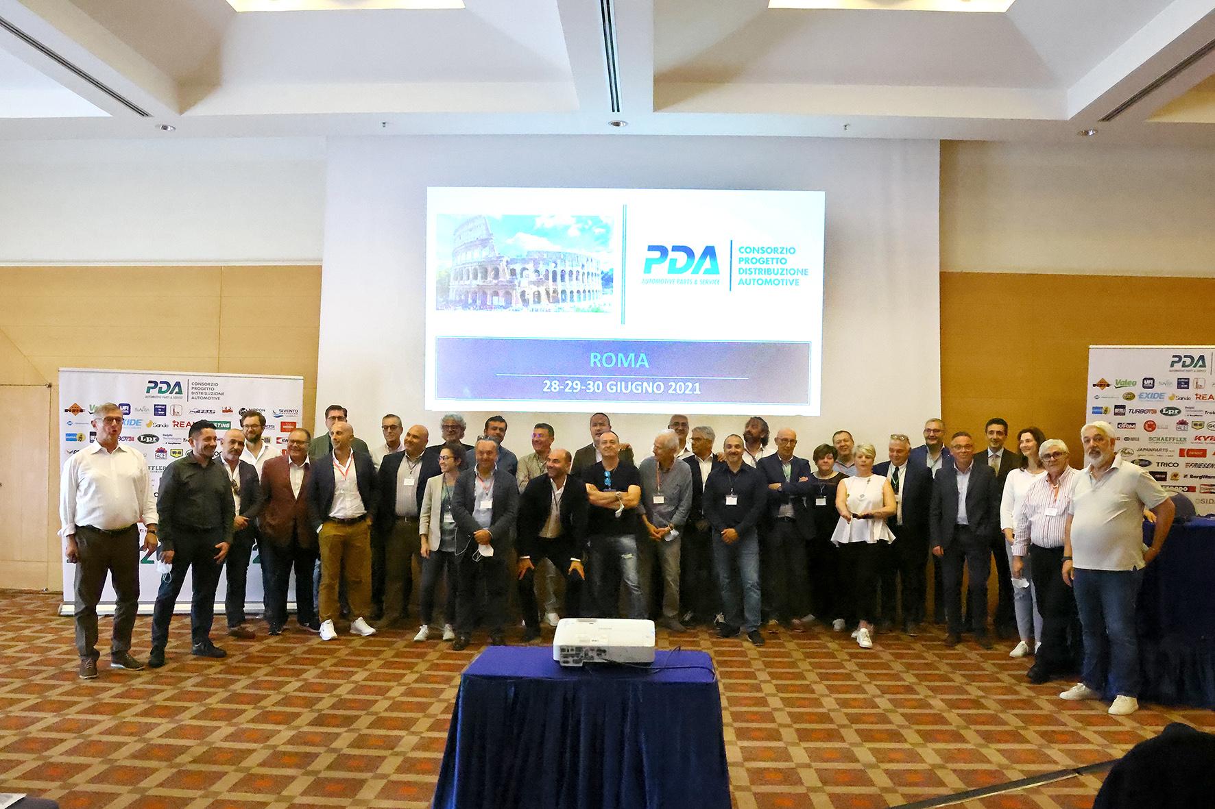 Read more about the article Prima Convention post-Covid del Consorzio PDA