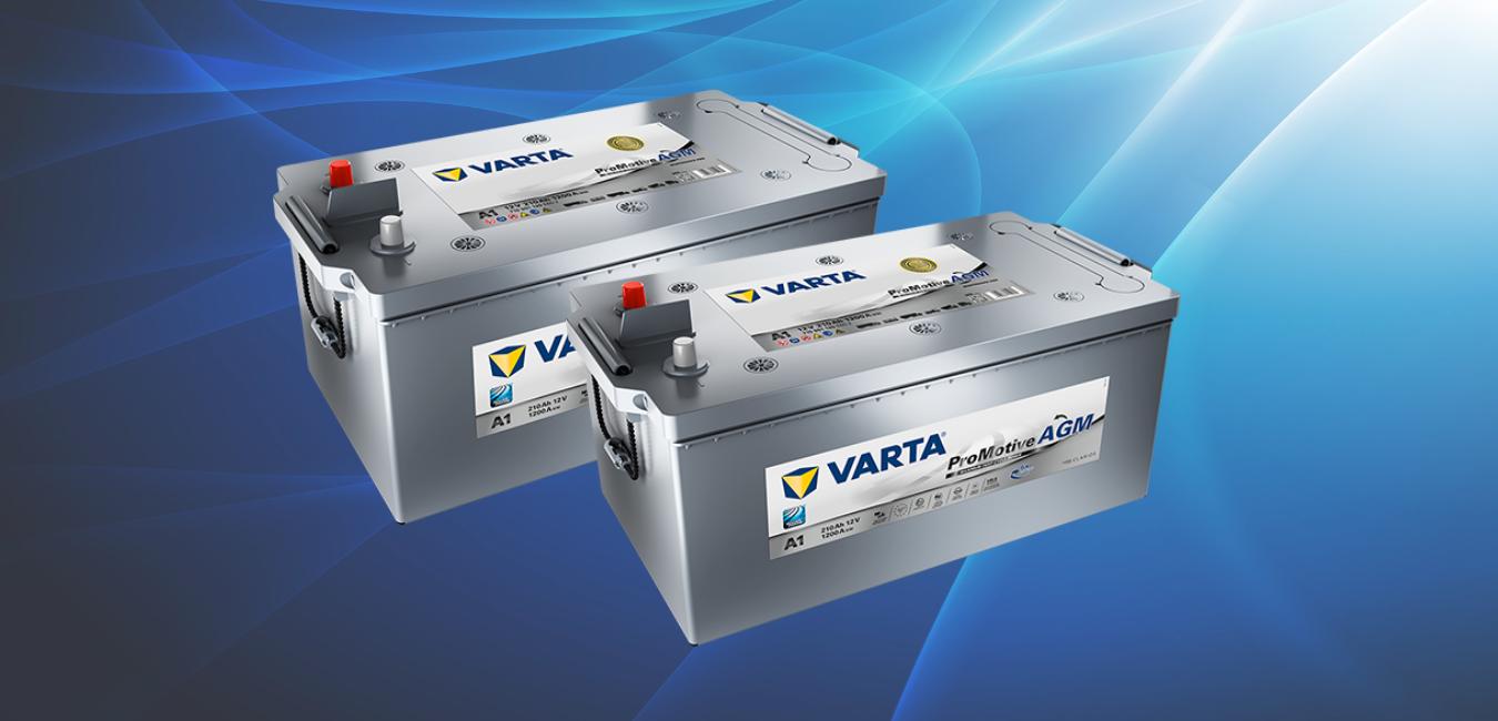 batterie Varta ProMotive AGM