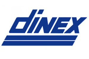 Logo Dinex - Fornitore IFG - il freno - Ricambi Veicoli Industriali, autocarri e bus