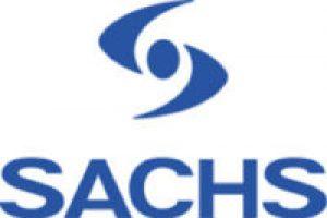 Logo Sachs - Fornitore IFG - il freno - Ricambi Veicoli Industriali, autocarri e bus