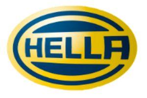 Logo Hella - Fornitore IFG - il freno - Ricambi Veicoli Industriali, autocarri e bus